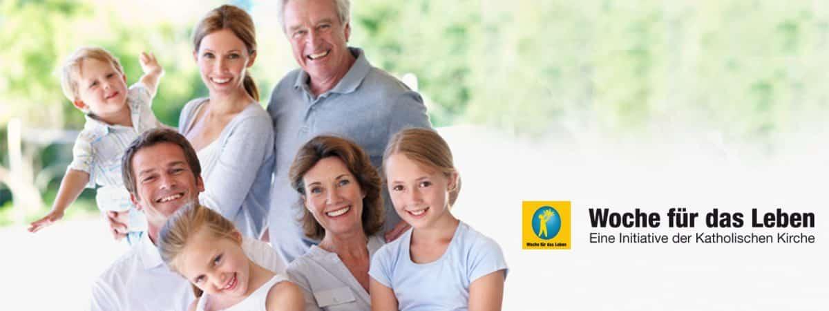 IEF Institut für Ehe und Familie Woche für das Leben