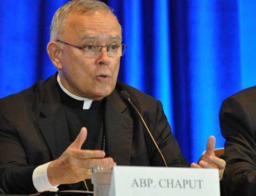 Erzbischof Chaputs Ansprache im Rahmen der Konferenz des Napa Instituts – Was kommt als Nächstes: Katholiken, Amerika und eine neue Welt
