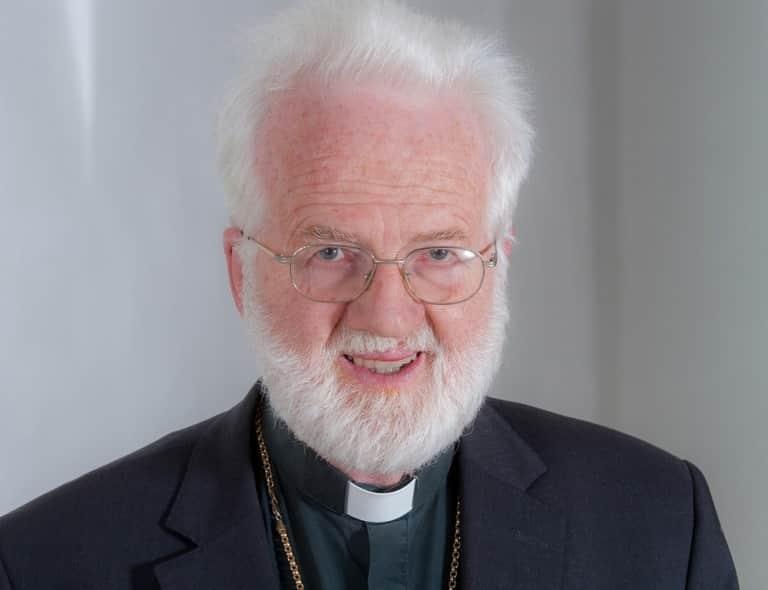 Bischof Laun