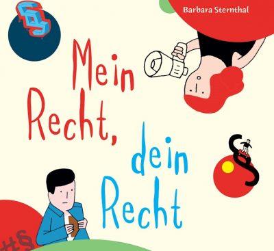 """""""Mein Recht, dein Recht"""" Buchrezension"""