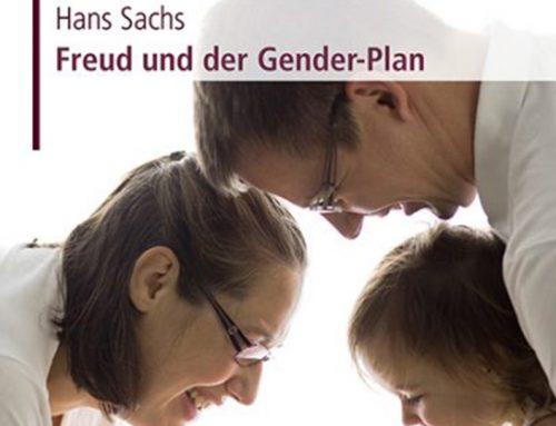 """Buchtipp: Hans Sachs """"Freud und der Genderplan"""""""