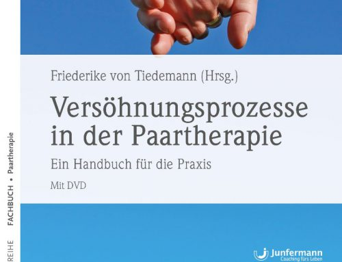 Buchtipp: Versöhnungsprozesse in der Paartherapie
