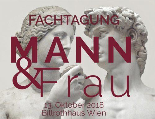 Herbsttagung des RPP-Instituts: Fachtagung Mann & Frau | 13.10.2018