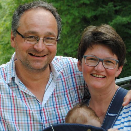 Richard und Maria Büchsenmeister