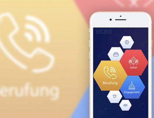 """Ö_D / Pastoral: Neue App """"Vocaris"""" will Jugendlichen bei Berufungsfindung helfen"""