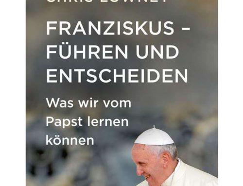 Buchtipp: Franziskus – Führen und Entscheiden