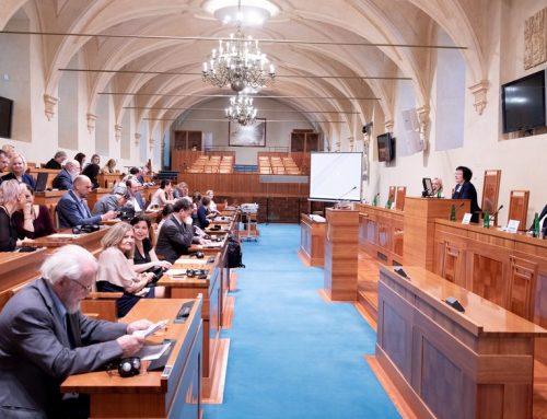 """Internationale Prager familienpolitische Konferenz zum Thema """"Generationendialog"""" unter Expertenbeteiligung aus Österreich"""