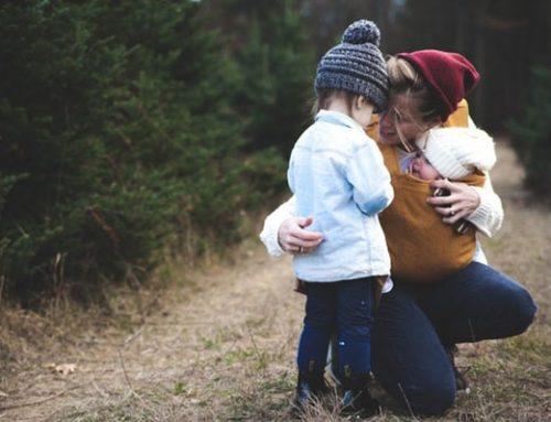 Ö / Woche für das Leben: Ein Vorzeigeprojekt – Familienbischof Lackner besucht Salzburger Haus für Mutter und Kind