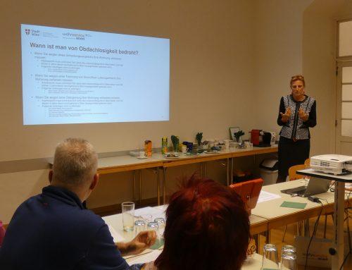 3. IEF-Berater Jour Fixe 2019: Wohnungsvergabe im kommunalen Wohnbau Wien (Gemeindewohnungen und geförderte Wohnungen)
