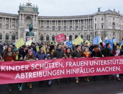 D_SK_CH / Pro-Life: Tausende Menschen bei Pro-Life-Märschen in Berlin, Bratislava und Zürich