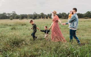 Forderungsprogramm zur Familienpolitik