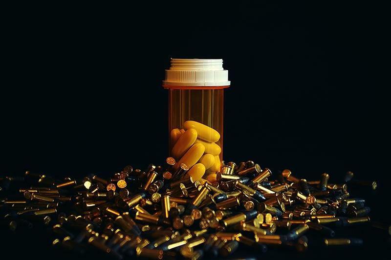 Ausgabetödlicher Medikamente