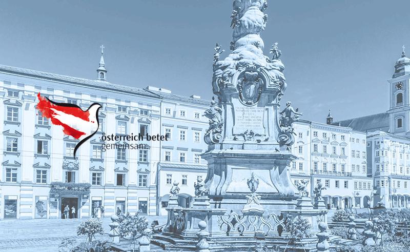 Österreich betet gemeinsam